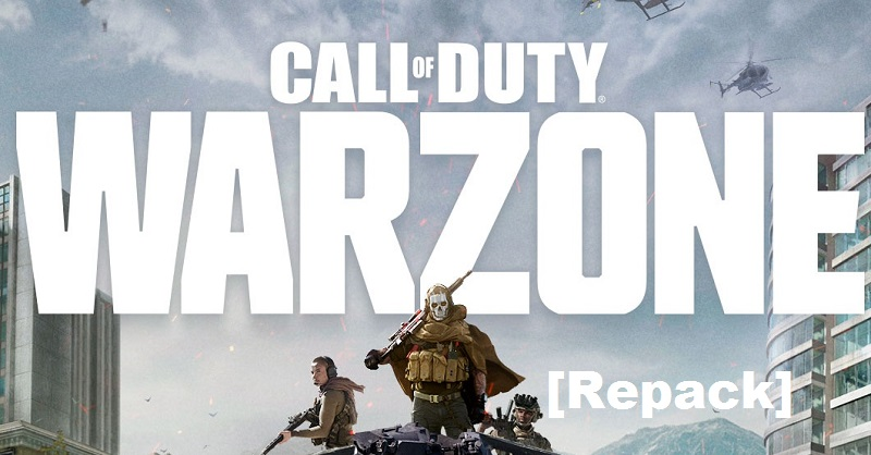 Call of Duty Warzone cracked