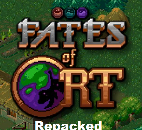Fates of Ort cracked