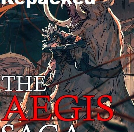 The Aegis Saga cracked