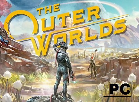 The Outer Worlds cracked