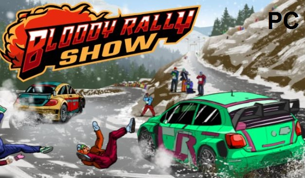 Bloody Rally Show cracked