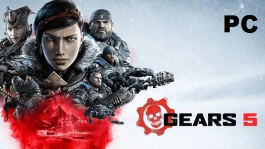 Gears 5 cracked