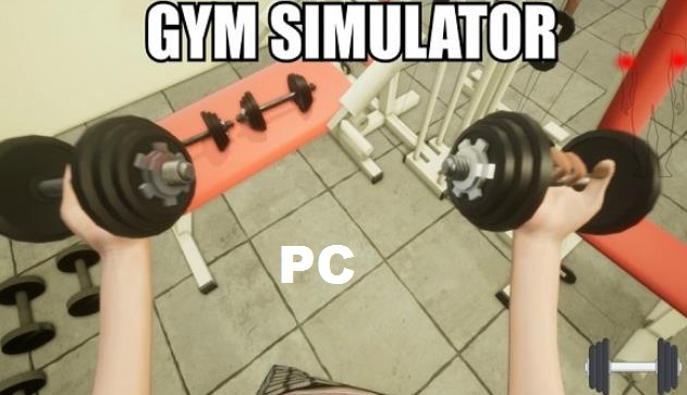 Gym Simulator cracked