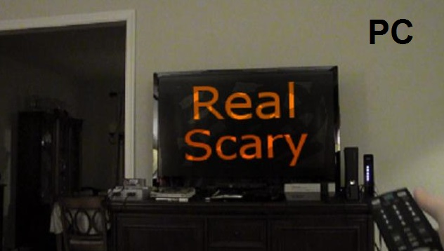 Real Scary cracked