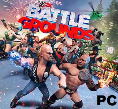 WWE 2K BATTLEGROUNDS cracked