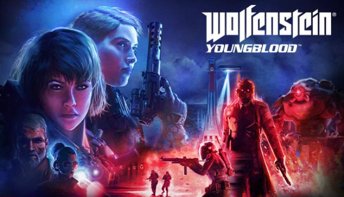 Wolfenstein Youngblood cracked