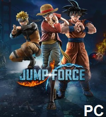 JUMP FORCE cracked