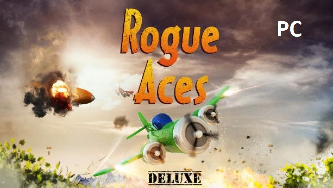 Rogue-Aces-Deluxe-2D-aerial-combat-with-local-multiplayer-deathmatches-Free-cracked