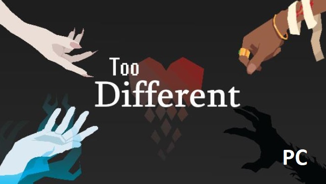 Too-Different-Free-cracked