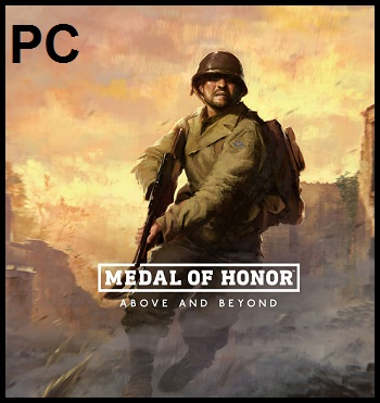 Medal of Honor Above and Beyond cracked