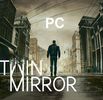 Twin Mirror cracked
