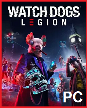 Watch Dogs Legion cracked