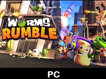 Worms Rumble cracked pc