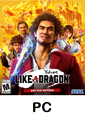 Yakuza Like a Dragon Day One Edition cracked game