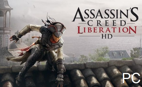 Assassin's Creed Liberation HD cracked pc