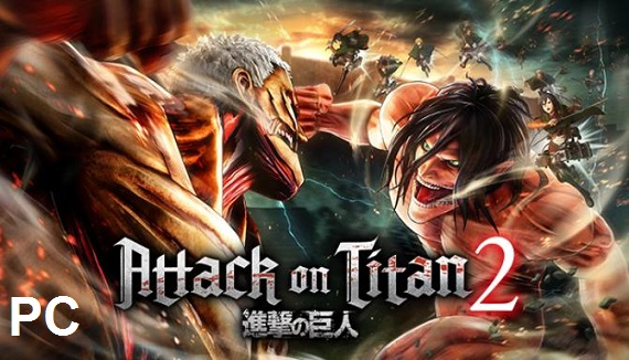 Attack on Titan 2 cracked