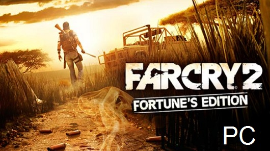Far Cry 2 Fortune's Edition cracked pc 2008