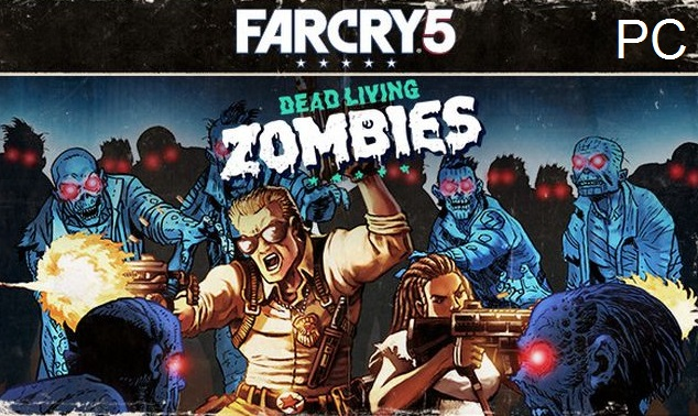 Far Cry 5 Dead Living Zombies cracked 86754