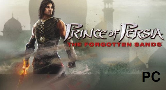 Prince of Persia The Forgotten Sands cracked
