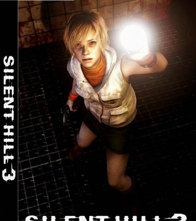 Silent Hill 3 cracked
