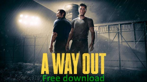 A Way Out cracked by CPY