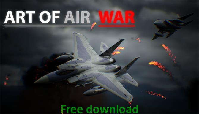 Art Of Air War cracked