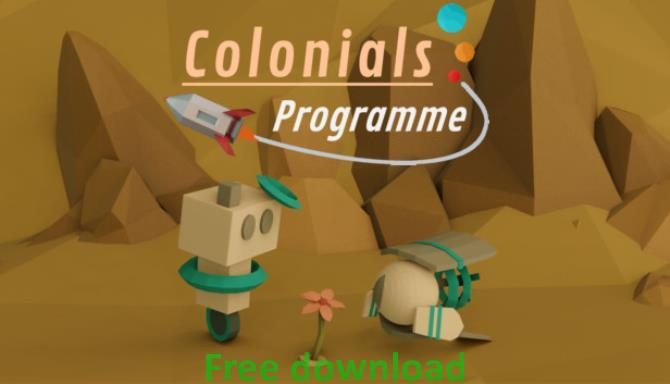 Colonials Programme cracked