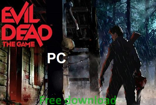 Evil Dead The Game cracked