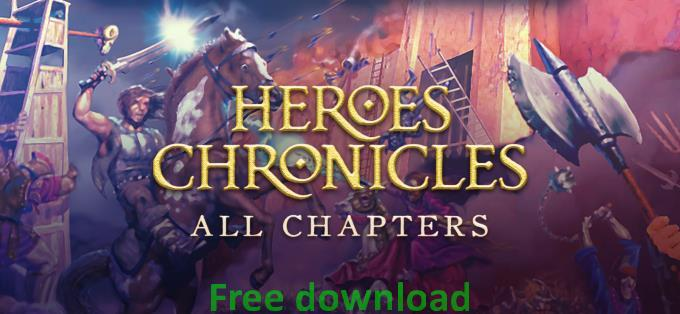 Heroes Chronicles All Chapters cracked