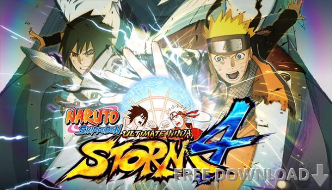 NARUTO-SHIPPUDEN-Ultimate-Ninja-STORM-4-cracked