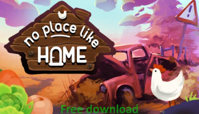No Place Like Home game cracked
