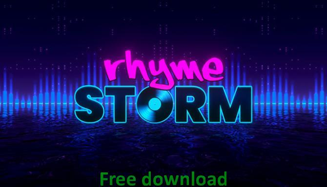 Rhyme Storm cracked