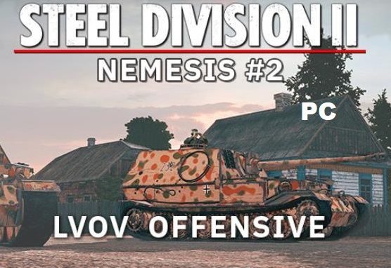 Steel Division 2 Nemesis 2 Lvov Offensive Cracked