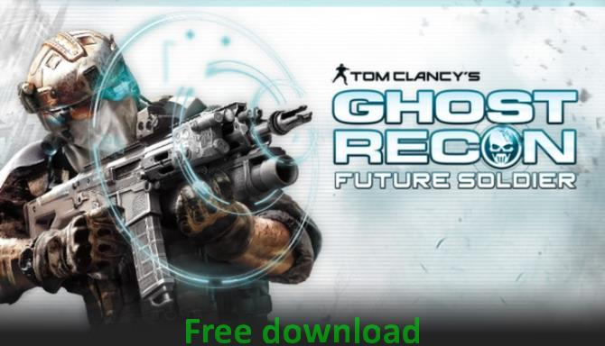 Tom Clancy's Ghost Recon Future Soldier cracked