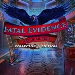 Fatal Evidence Art of Murder Collectors Edition Cracked PC [RePack]