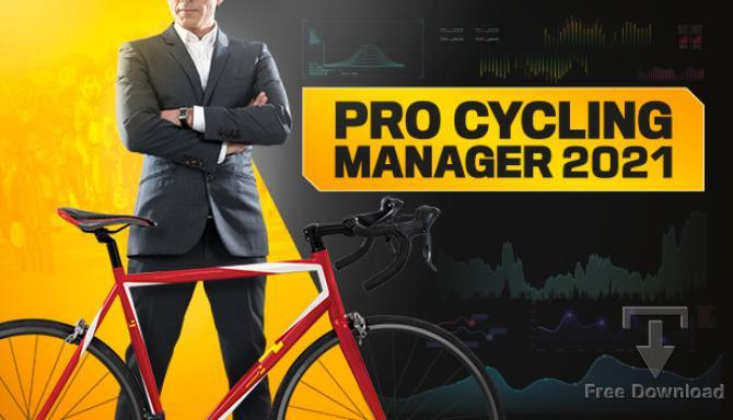 Pro Cycling Manager 2021 crack