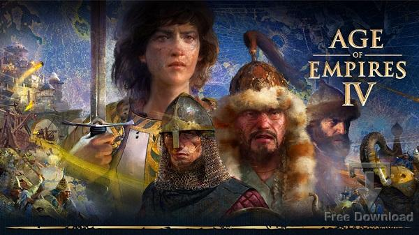 Age of Empires IV cracked
