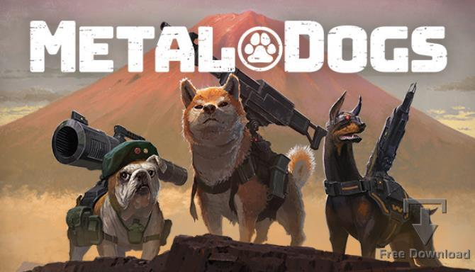 METAL DOGS cracked